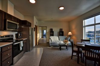 Anacortes Family Center Launch Apartments