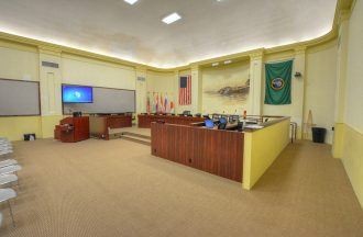 Anacortes City Council Chambers